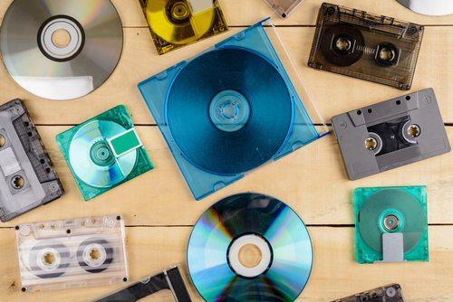 Digitalisering av gamle formater - Video Aktiv