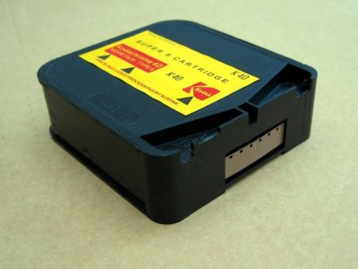 Førstehjelp, rep av kassetter/film
