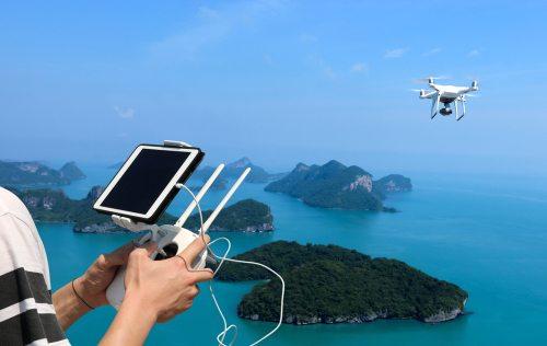 Ekstraordinære tjenester - Kameramann med drone - Video Aktiv