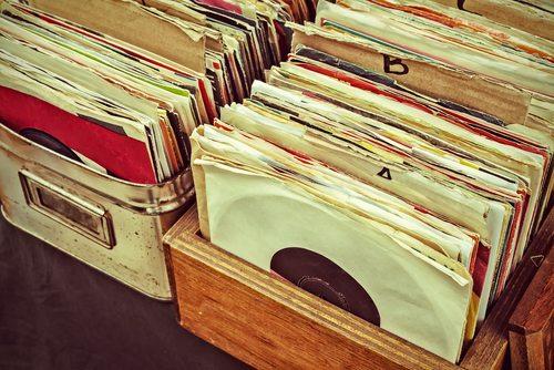 Digitalisering av lydbånd/LP-plater/CD