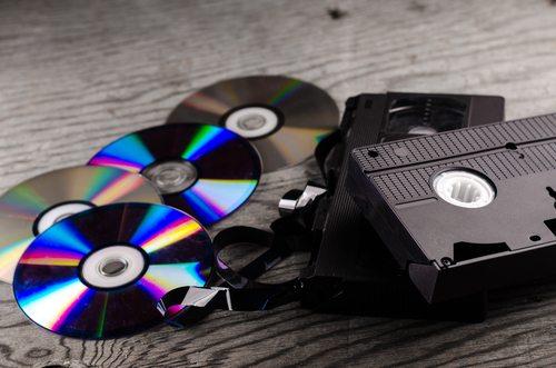 DIGITALISERING AV VIDEO-KASSETTER