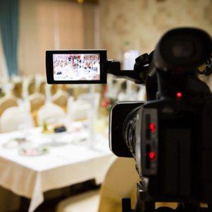Video Aktiv Arrangement bryllup fest konfirmasjon lyd lys bilde